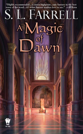 A Magic of Dawn by S. L. Farrell