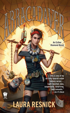Abracadaver by Laura Resnick