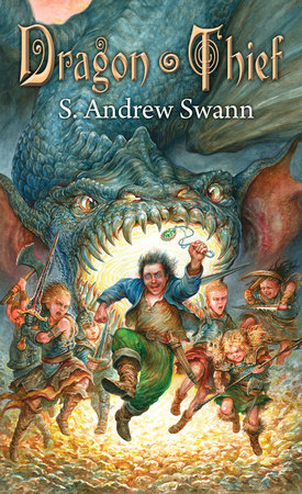 Dragon Thief by S. Andrew Swann