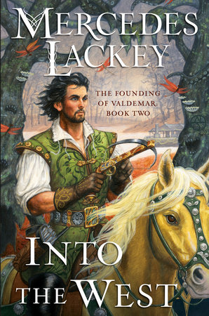 Into the West by Mercedes Lackey