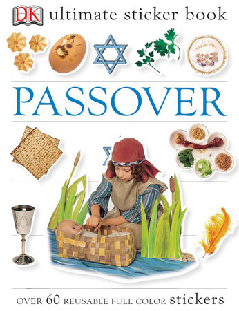 Ultimate Sticker Book: Passover by DK