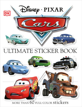 Ultimate Sticker Book: Disney Pixar Cars by DK