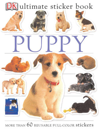 Ultimate Sticker Book: Puppy by DK