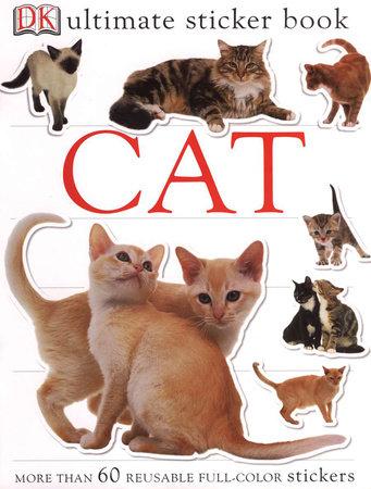 Ultimate Sticker Book: Cat by DK