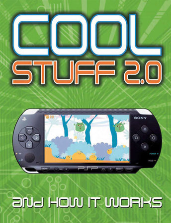Cool Stuff 2.0 by Chris Woodford and Jon Woodcock