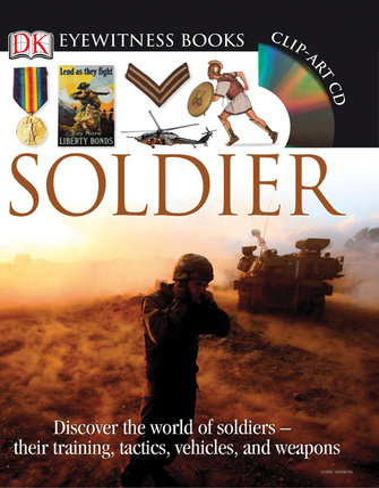 DK Eyewitness Books: Soldier by Simon Adams