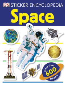 Sticker Encyclopedia: Space