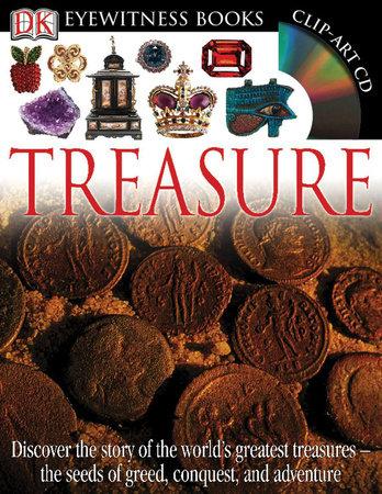 DK Eyewitness Books: Treasure by Philip Steele