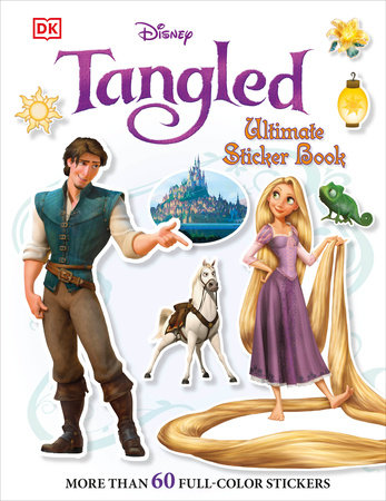 Ultimate Sticker Book: Tangled by DK