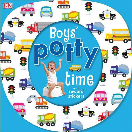 Boys' Potty Time by DK