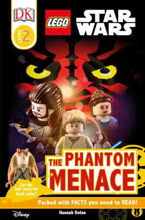 DK Readers L2: LEGO Star Wars: The Phantom Menace by Hannah Dolan