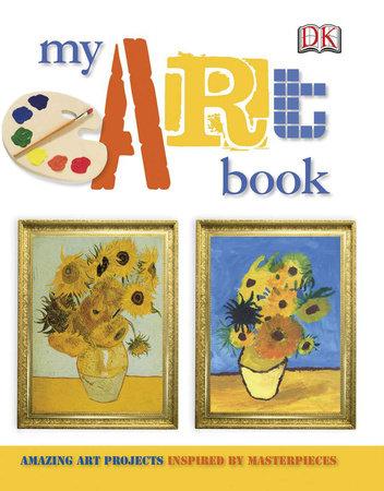 My Art Book by DK