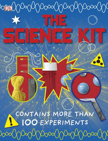 The Science Kit by DK