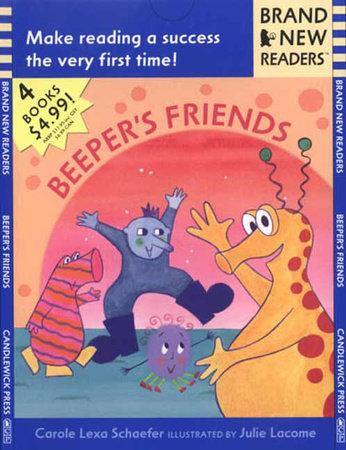 Beeper's Friends by Carole Lexa Schaefer