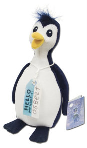 My Penguin Osbert Plush