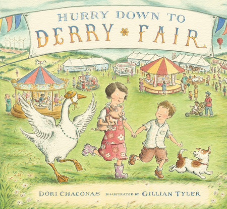 Hurry Down to Derry Fair by Dori Chaconas