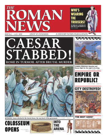 History News: The Roman News by Andrew Langley