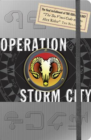 Operation Storm City by Joshua Mowll