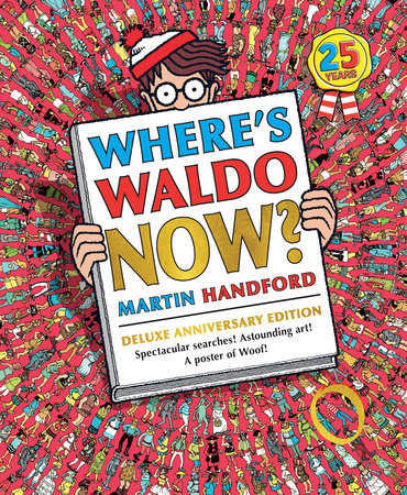 Where's Waldo Now? by Martin Handford