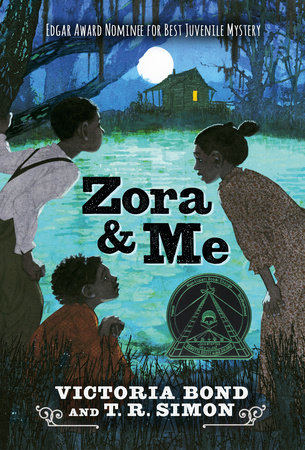 Zora and Me by Victoria Bond and T. R. Simon