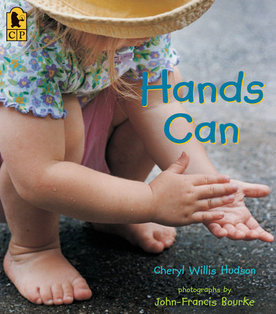 Hands Can Big Book by Cheryl Willis Hudson
