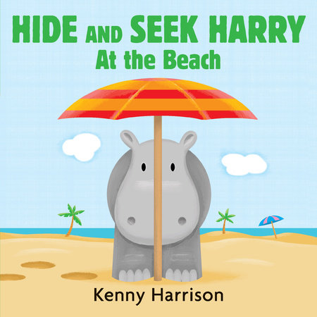 Hide and Seek Harry at the Beach by Kenny Harrison
