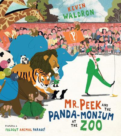 Panda-monium at Peek Zoo by Kevin Waldron