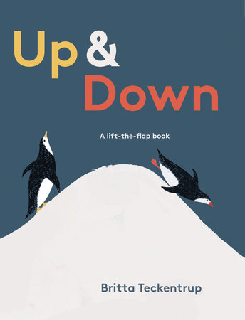 Up & Down by Britta Teckentrup