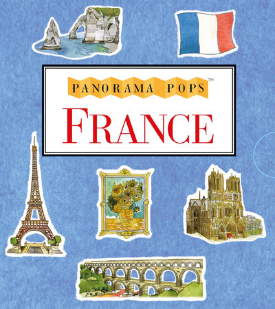 France: Panorama Pops by Candlewick Press