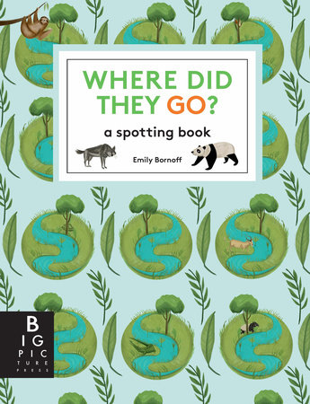 Where Did They Go? by Big Picture Press