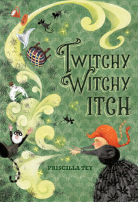 Twitchy Witchy Itch
