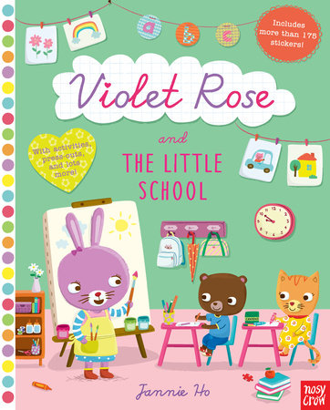 Violet Rose and the Little School by Nosy Crow