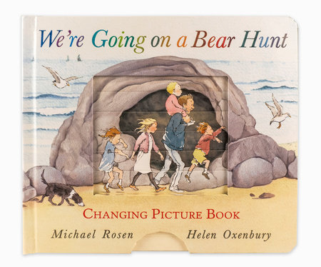 We're Going on a Bear Hunt: Changing Picture Book by Michael Rosen