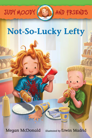 Judy Moody and Friends: Not-So-Lucky Lefty