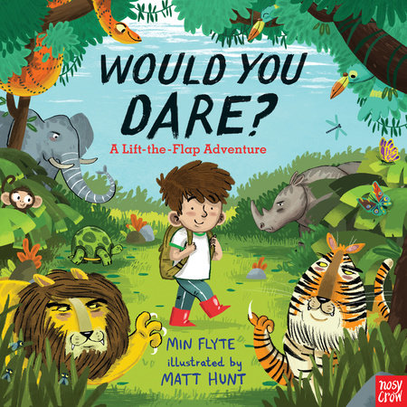 Would You Dare. . . ? by Min Flyte