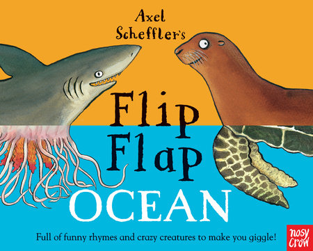 Flip Flap Ocean by Nosy Crow