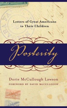 Posterity by Dorie McCullough Lawson