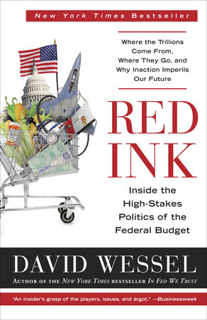 Red Ink by David Wessel