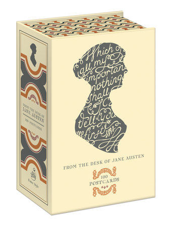 From the Desk of Jane Austen by Potter Gift and Jane Austen