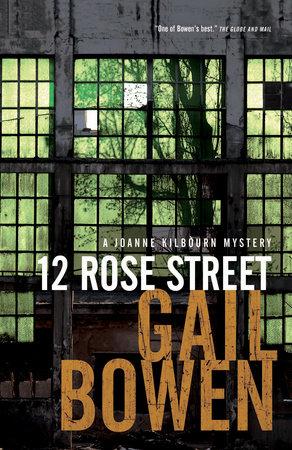 12 Rose Street by Gail Bowen