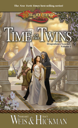 Time of the Twins by Margaret Weis and Tracy Hickman