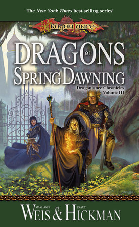 Dragons of Spring Dawning by Margaret Weis and Tracy Hickman