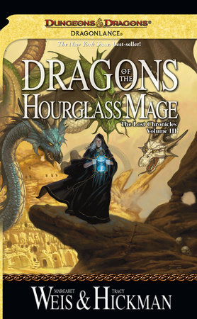 Dragons of the Hourglass Mage by Margaret Weis and Tracy Hickman