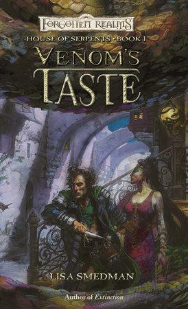 Venom's Taste by Lisa Smedman