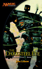 The Darksteel Eye