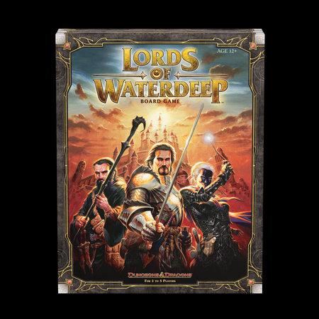 Lords of Waterdeep by Wizards RPG Team