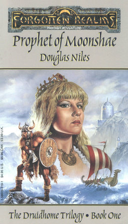 Prophet of Moonshae by Douglas Niles