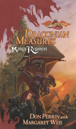 Draconian Measures by Don Perrin and Margaret Weis