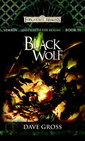 Black Wolf by David Gross