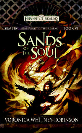 Sand of the Soul by Voronica Whitney-Robinson